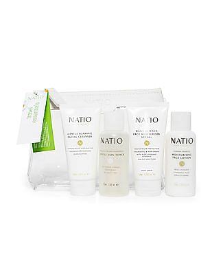 NATIO Aromatherapy Travel Essentials Set