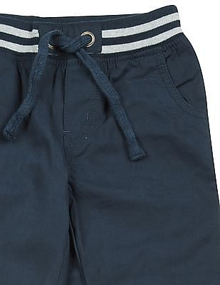 Cherokee Boys Drawstring Waist Trousers