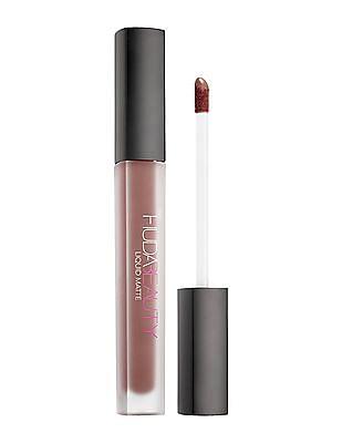 HUDA BEAUTY Liquid Matte Lip Stick - Flirt