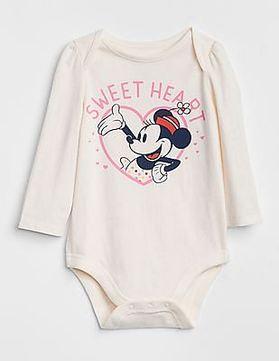 GAP BabyGap | Disney Minnie Mouse Bodysuit