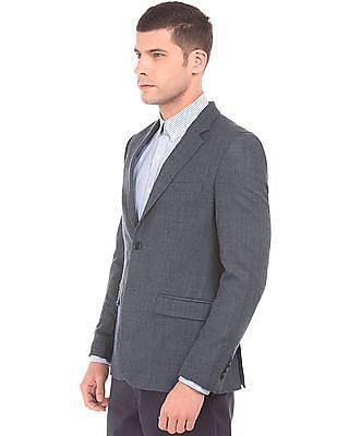 U.S. Polo Assn. Single Breasted Wool Blazer