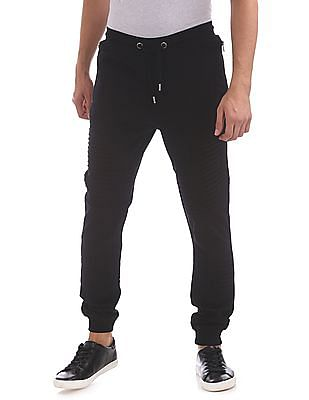 Ed Hardy Panelled Standard Fit Joggers