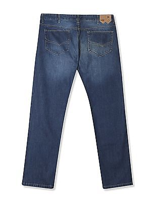 Flying Machine Prince Slim Fit Dark Wash Jeans