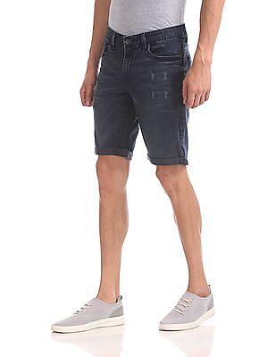 Cherokee Slim Fit Denim Shorts