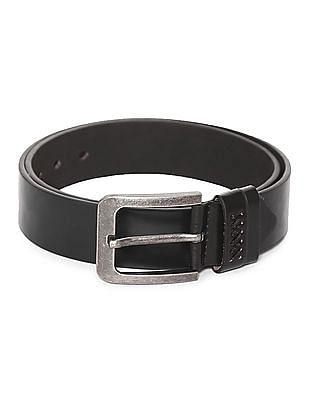 Colt Metallic Buckle Solid Belt