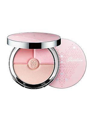 GUERLAIN Meteorites Heart Shape Collection Compact - Baby Pink
