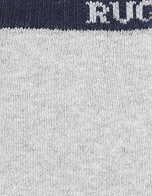Ruggers Ankle Length Socks - Pack Of 3