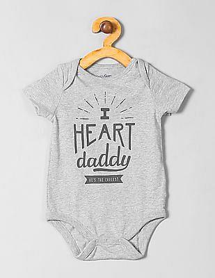 GAP Baby Statement Bodysuit