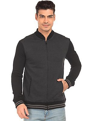 Aeropostale Regular Fit Bomber Jacket