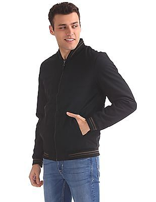 Arrow Sports Long Sleeve Bomber Jacket