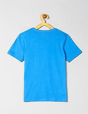 GAP Boys Marvel© Graphic Short Sleeve T-Shirt