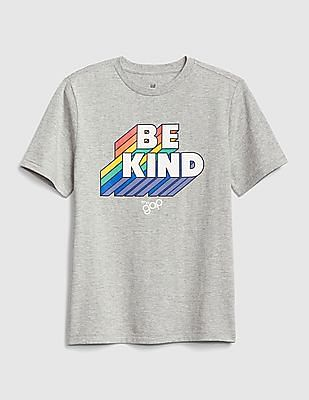 GAP Boys Pride Graphic T-Shirt
