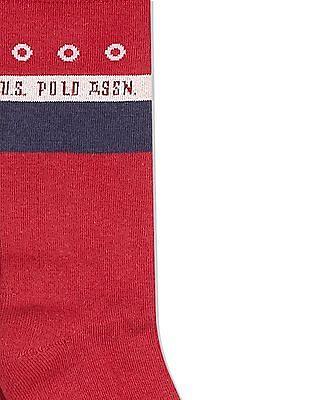 U.S. Polo Assn. Solid Crew Socks