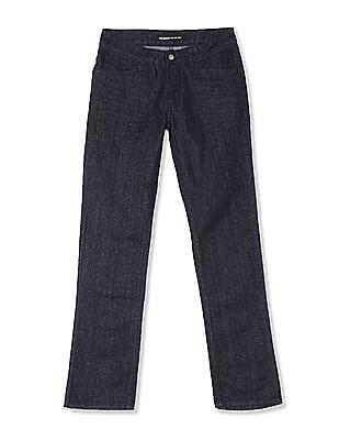 Flying Machine Women Veronica Skinny Fit Dark Wash Jeans