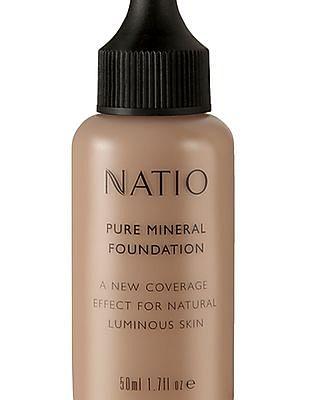NATIO Pure Mineral Foundation