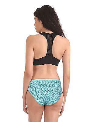 SUGR Assorted Bikini Panties - Pack Of 3
