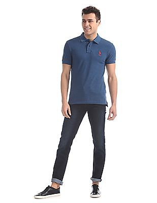 U.S. Polo Assn. Regular Fit Short Sleeve Polo Shirt