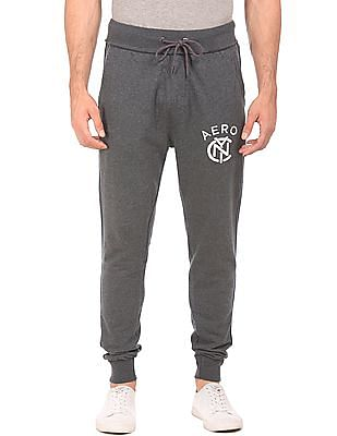 Aeropostale Slim Fit Heathered Joggers