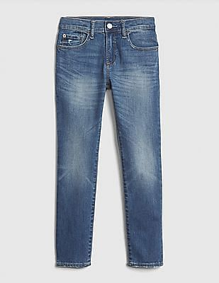 GAP Boys Superdenim Skinny Jeans With Fantastiflex