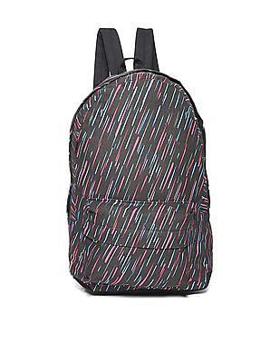 SUGR Printed Canvas Backpack