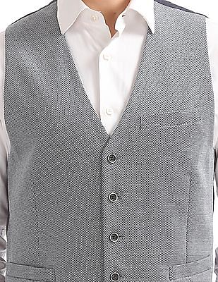 Arrow Slim Fit Blazer With Waistcoat
