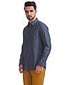 Ruggers Dobby Weave Regular Fit Shirt