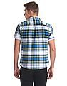 Colt Regular Fit Checked Shirt