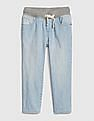 GAP Blue Toddler Boy Pull-On Slim Fit Jeans
