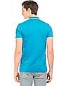Aeropostale Tipped Jersey Polo Shirt