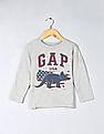 GAP Baby Printed City Logo Tee