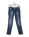 Flying Machine Women Super Skinny Fit Stone Wash Jeans