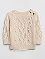 GAP Baby Cable-Knit Sweater