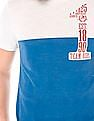 U.S. Polo Assn. Denim Co. Colour Block Muscle Fit T-Shirt
