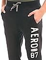 Aeropostale Fleece Lined Knitted Track Pants