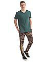 Ed Hardy Camouflage Printed Joggers