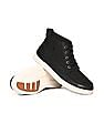 U.S. Polo Assn. Contrast Sole High Top Sneakers
