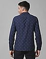 True Blue Slim Fit Denim Shirt