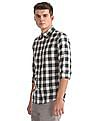 U.S. Polo Assn. Checked Button Down Shirt