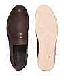 U.S. Polo Assn. Round Toe Solid Slip On Shoes