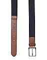 U.S. Polo Assn. Stretchable Canvas Belt