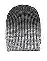 Unlimited Grey Ombre Knit Beanie