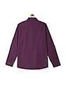 Excalibur French Placket Solid Shirt