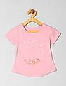 GAP Toddler Girl Embroidered Graphic T-Shirt