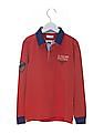 U.S. Polo Assn. Kids Boys Regular Fit Polo Shirt