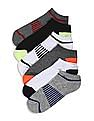 The Children's Place Assorted Boys Sport Ankle Socks - Pack Of 6