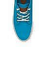 U.S. Polo Assn. Denim Co. Contrast Sole Canvas Sneakers