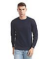 Newport Zipper Pocket Crew Neck Sweatshirt