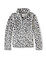 The Children's Place Girls Printed Jacket
