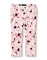 The Children's Place Toddler Girl Pink Printed Jeggings