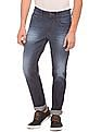 U.S. Polo Assn. Denim Co. Slim Tapered Fit Whiskered Jeans
